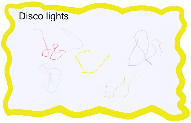 disco lights new