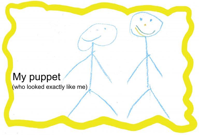 my puppet
